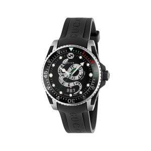 Preview image of Gucci Dive 40mm Black Snake Strap Watch
