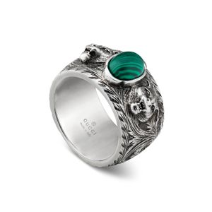 Preview image of Gucci Garden Malachite Ring