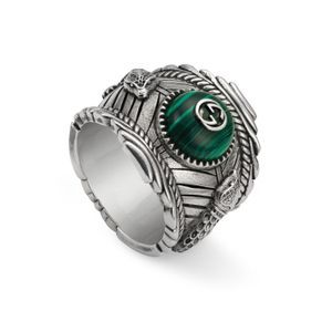 Preview image of Gucci Garden Green Resin 22mm Ring