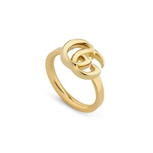 Preview image of Gucci Running G Yellow Gold Ring