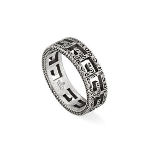 Preview image of Gucci G-Cube Silver 6mm Ring