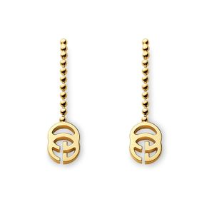 Preview image of Gucci Running G Drop Earrings